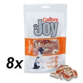 Calibra Joy Dog Chicken & Cod Sushi 8 x 80g