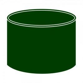 LanitPlast Spojka kolen DN 90 zelená barva