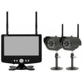 Optex Bezdrátová kamerová sada 990555 (HD) - II. jakost