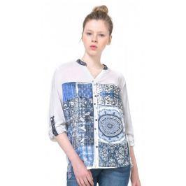 Desigual dámská košile Gemma M bílá