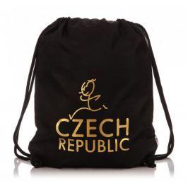 ČOV Sáček na obuv Český olympijský tým – Zátopek černý
