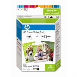 HP Q7966EE, č.363, Foto Value Pack (Q7966EE)