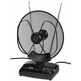 Hama Aktivní pokojová anténa VHF/UHF/FM, 36dB (44286)