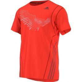 Adidas Graph Tee Men červená S