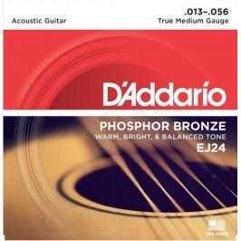 Daddario EJ24 Kovové struny pro akustickou kytaru