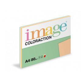 Papír kopírovací Coloraction A4 100 listů mix pastelové