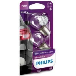 Philips Žárovka typ P21W, 12V, 21W, VisionPlus