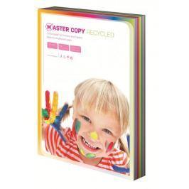 Papír kopírovací EKO colour Master A4, 80g duha mix 10 barev - 500 listů