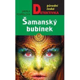 Pospíšilová Jarmila: Šamanský bubínek