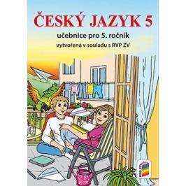 Český jazyk 5 - Učebnice pro 5. ročník
