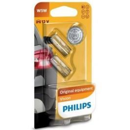 Philips Žárovka typ W5W, 12V, 5W, 2ks