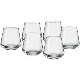 Crystalex sklenice Sandra 400 ml, 6 ks
