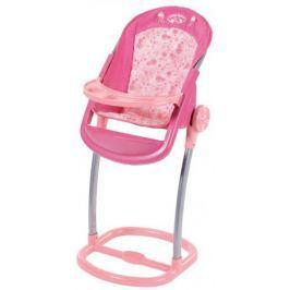 Baby Annabell Jídelní židlička růžová