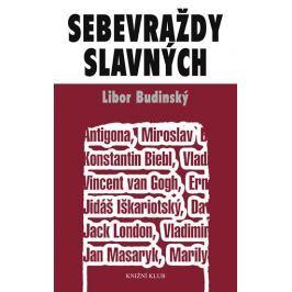 Budinský Libor: Sebevraždy slavných - 4. vydání
