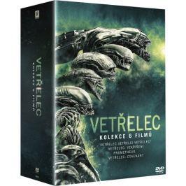 Vetřelec: Kompletní kolekce / Alien Collection  (6 disků)   - DVD