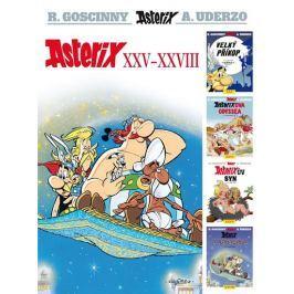Goscinny R., Uderzo A.,: Asterix XXV – XXVIII