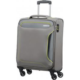 American Tourister Holiday Heat Spinner 55, Metal Grey