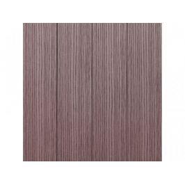 Hnědá plotovka PILWOOD 1500×120×11 mm