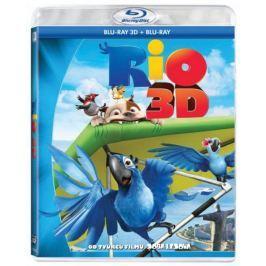 Rio   (2D + 3D verze)   - Blu-ray