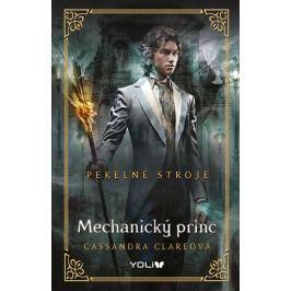 Clareová Cassandra: Mechanický princ