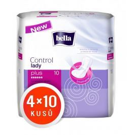 Bella Control Lady Plus 4 x 10 ks