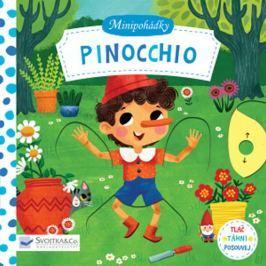 Bos Miriam: Pinocchio - Minipohádky