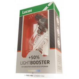 Lucas LightBooster H4 12V 60/55W +50% 2ks