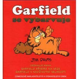 Davis Jim: Garfield se vybarvuje (č.1+2)