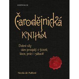 de Pulford Nicola: Čarodějnická kniha