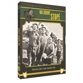 Na dobré stopě (2DVD)   - DVD