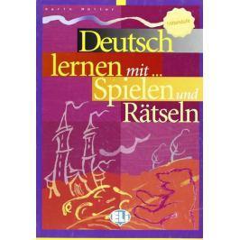 Deutsch lernen mit Spielen und Rätseln - Mittelstufe (ELI)