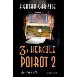 Christie Agatha: 3x Hercule Poirot 2