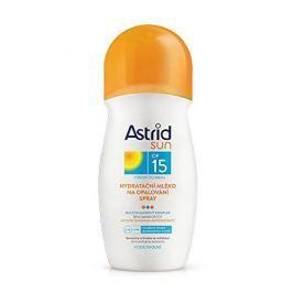 Astrid Hydratační mléko na opalování ve spreji OF 15 Sun 200 ml