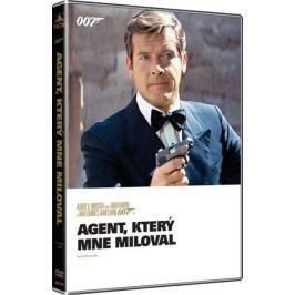 Agent, který mne miloval   - DVD