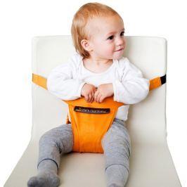 Minimonkey Mini sedátko oranžová