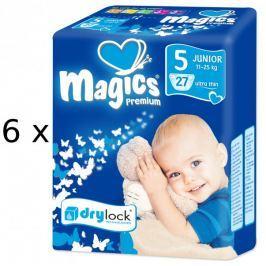 Magics Premium Junior Megapack - 162ks