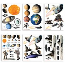 Walltastic Samolepicí dekorace Vesmír