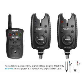 Delphin Sada Signalizátorů Roler 9V 2+1 + CSWII + Snag-Gear Al
