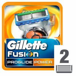 Gillette Fusion ProGlide Power Náhradní hlavice kholicímu strojku 2 ks