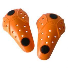 Held chrániče kolen d3o se suchým zipem, uni, oranžové