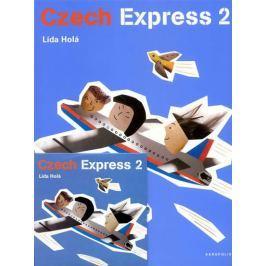 Holá Lída: Czech Express 2 + CD - 2. vydání