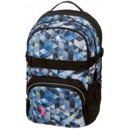 Herlitz Školní batoh be.bag cube Snowboard