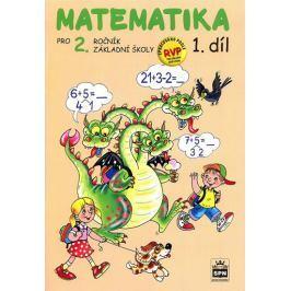 Čížková Miroslava: Matematika pro 2. ročník základní školy - 1.díl