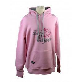 R-SPEKT Mikina s kapucí Lady Carper pink S