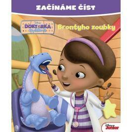 Disney Walt: Doktorka Plyšáková - Brontyho zoubky - Začínáme číst
