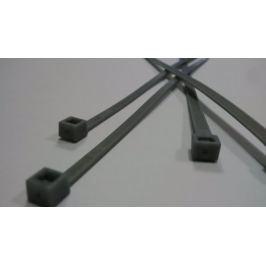 TENAX SPA stahovací páska 20 cm (50 kusů) - šedá