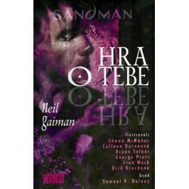 Gaiman Neil: Sandman 5 - Hra o tebe