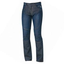 Held pánské kalhoty FAME 2 vel.33 (délka 32), textilní - jeans, modré, kevlar