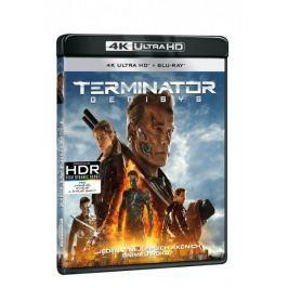 Terminator Genisys  (2 disky) - Blu-ray + 4K ULTRA HD