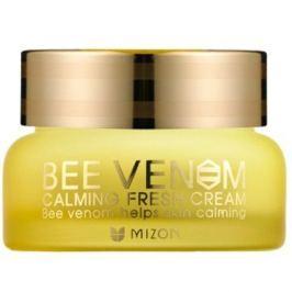 MIZON Zklidňující, osvěžující pleťový krém s obsahem včelího jedu (Bee Venom Calming Fresh Cream) 50 ml